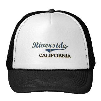 Riverside California City Classic Mesh Hat