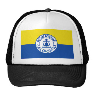 Riverside, California, United States flag Cap