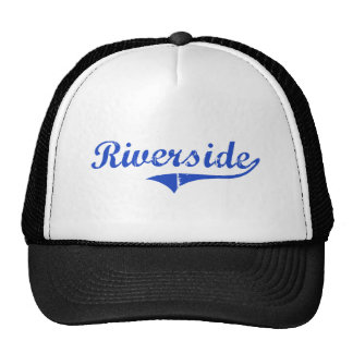 Riverside City Classic Trucker Hats
