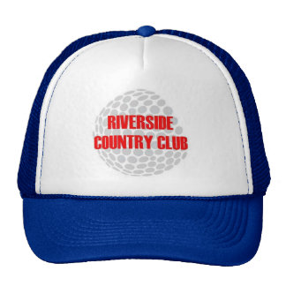 Riverside Country Club Cap