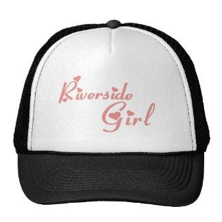Riverside Girl tee shirts Cap