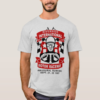 Riverside International Raceway T-Shirt