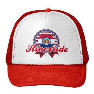 Riverside, MO Mesh Hat
