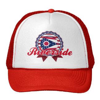 Riverside, OH Mesh Hat
