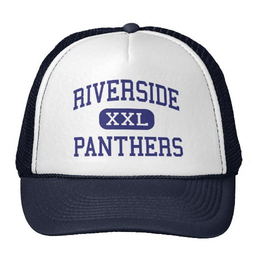 Riverside - Panthers - High - Decaturville Hats