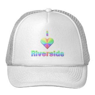 Riverside -- Pastels Mesh Hats