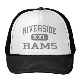 Riverside - Rams - High - Riverside New Jersey Cap