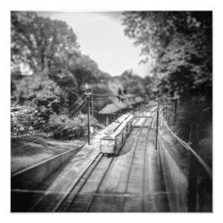 Riverside Station Trolley 0739-3300 Photograph