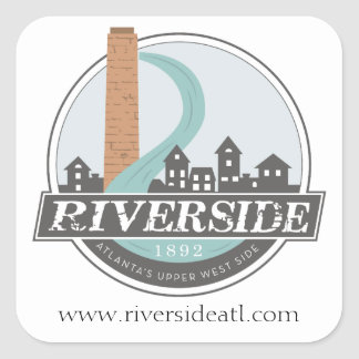 Riverside Stickers