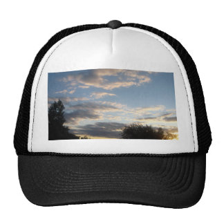 RIVERSIDE SUNSET TRUCKER HAT
