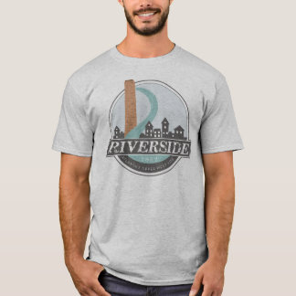 #riversideatl Men's T-Shirt (Gray)
