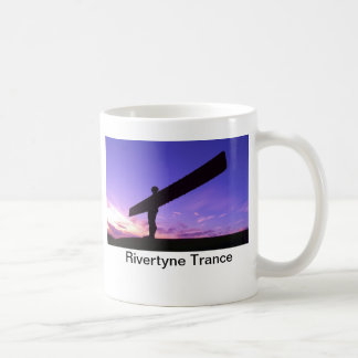 Rivertyne Trance Basic White Mug