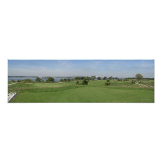 RiverWinds Golf Course Panoramic P... Posters