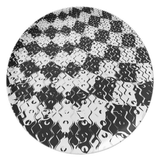 Riveting  Melamine Plate