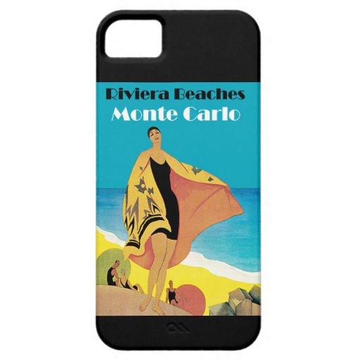 Riviera Beaches ~ Monte Carlo iPhone 5 Covers