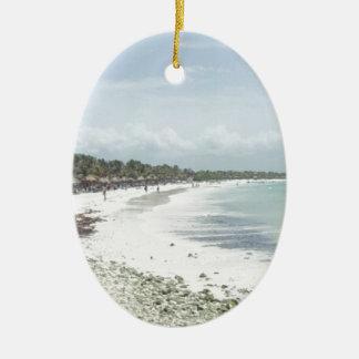 Riviera Maya Christmas Ornament
