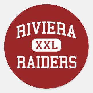 Riviera - Raiders - Middle - Saint Petersburg Sticker