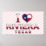 Riviera, Texas Print