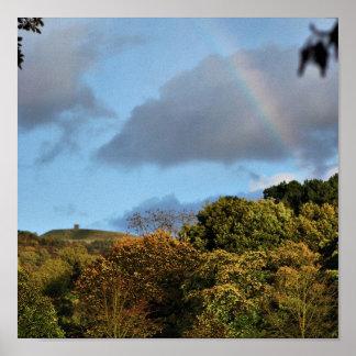 Rivington Rainbow Print
