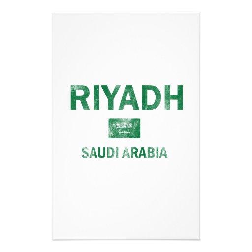 Riyadh Saudi Arabia Designs Personalized Stationery
