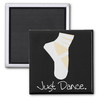 Riyah-Li Designs Just Dance Square Magnet