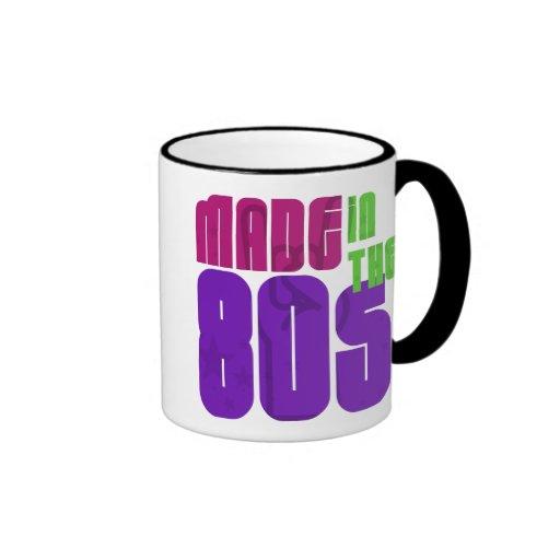 Riyah-Li Designs Made In The 80s Mugs