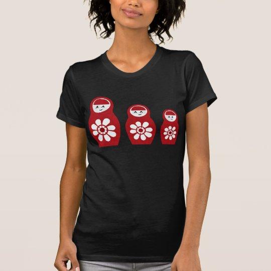 Riyah-Li Designs Nesting Doll Three T-Shirt