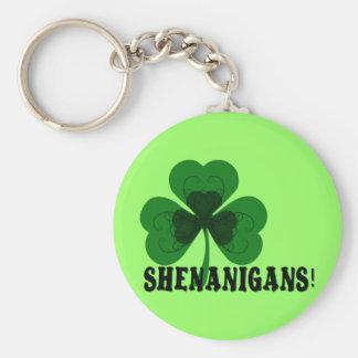 Riyah-Li Designs Shenanigans Key Chain