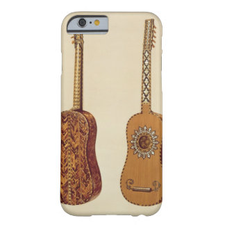 Rizzio Guitar, from 'Musical Instruments' (coloure Barely There iPhone 6 Case