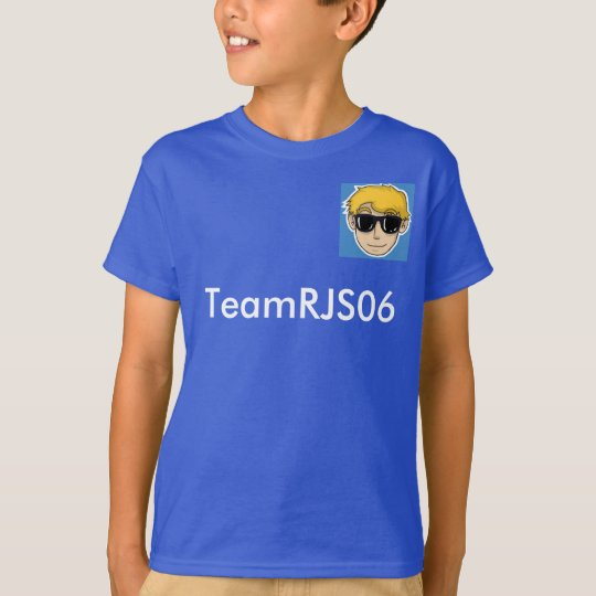 RJS06 T-Shirt with logo