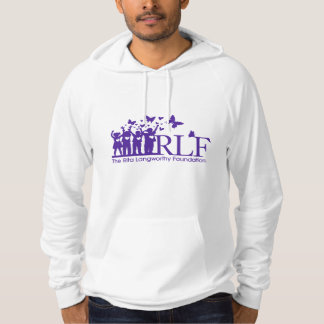 RLF Logo Am Apparel Cali Fleece Pullover Hoodie