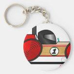 RLR1 CARtoon Keychain