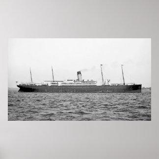RMS Arabic II Print