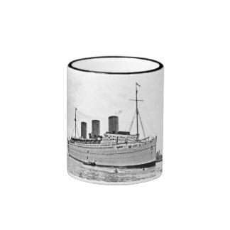 RMS Empress of Britain Ringer Mug