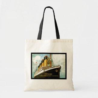 RMS Titanic 100th Anniversary Budget Tote Bag