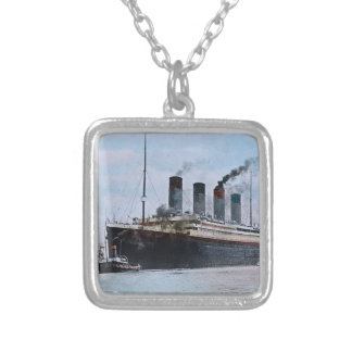 RMS Titanic Belfast Ireland Vintage Pendants