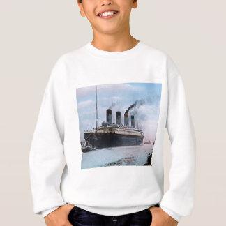RMS Titanic Belfast Ireland Vintage Sweatshirt