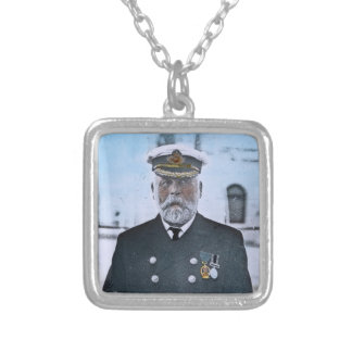 RMS Titanic Captain Edward J Smith Pendant