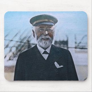 RMS Titanic Captain Edward Smith Vintage Mouse Pad