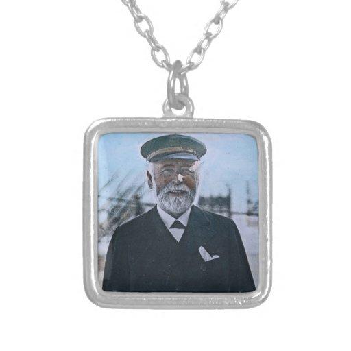 RMS Titanic Captain Edward Smith Vintage Necklaces