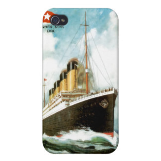 RMS Titanic Case For The iPhone 4