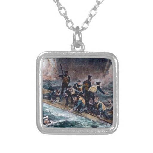 RMS Titanic Crew Escapes Behemoth Sinks Jewelry