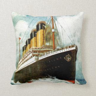 RMS Titanic Pillow