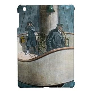 RMS Titanic Iceberg Ahead! Vintage Magic Lantern Case For The iPad Mini