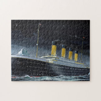 RMS Titanic Jigsaw Puzzle