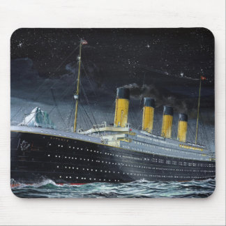 RMS Titanic Mouse Mat