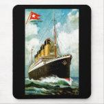 RMS Titanic Mousemat