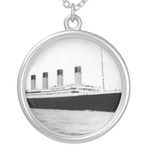 RMS Titanic Custom Jewelry