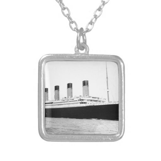 RMS Titanic Necklace