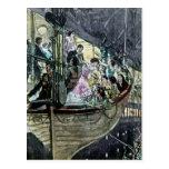 RMS Titanic Panic on Deck Rush for the Lifeboats